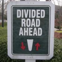 dividedroad